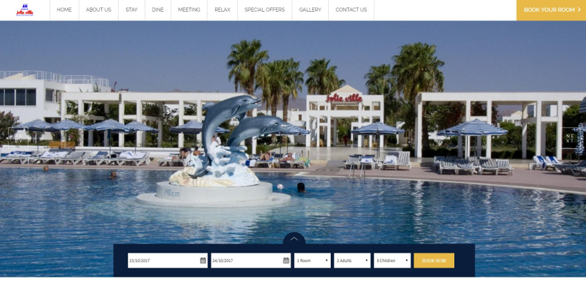 Maritim Jolie Ville Resort & Casino - Home Page